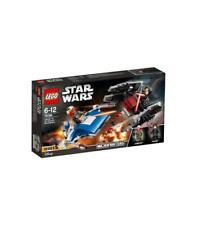 Lego Microfighters Ala-a vs. silenciador TIE