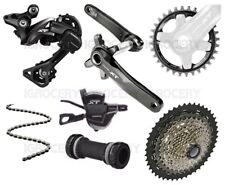 Shimano Deore XT M8000 30T/175 Groupset 1x11 Single 11/46T New