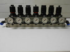 SOLENOID VALVES WITH MANIFOLD (H4-2)