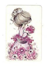 SWAP CARD - Blank Back - Joy - Original 1970s Collectable Girl #11