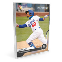 BONUS CARD advance WORLD SERIES 2020 Los Angeles Dodgers TOPPS NOW® Postseason