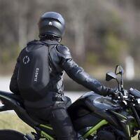 Slipstream motorcycle backpack bag hardcase XLMOTO 22L Motorbike water resistant
