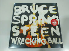 BRUCE SPRINGSTEEN - Wrecking Ball 2 x LP 180g Vinilo LP + CD Nuevo - 2T
