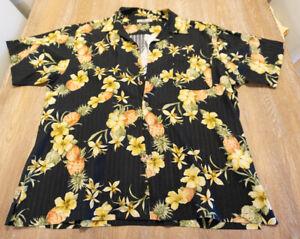 Tommy Bahama Silk Camp Shirt