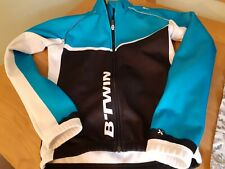 B'Twin Winter Cycling Jacket Age 12 - 143-152cm, Junior Cycle Clothing