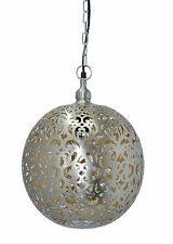 Moroccan Marrakesh Large Lounge Ceiling Pendant Light Kitchen Round Hanging Lamp