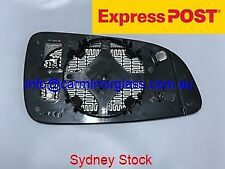 LEFT PASSENGER SIDE HOLDEN ASTRA AH 2005-2010 HEATED MIRROR GLASS WITH BACKPLATE