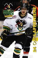 2003-04 Prince Albert Raiders #13 Colin Lafreniere