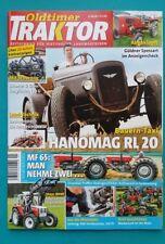 Oldtimer Traktor Zeitschrift für historische Landmaschinen ungelesen 1A abs.TOP