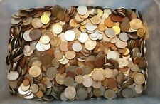 PORTUGUESE MIXED LOT ANTIQUE AND MODERN COINS 1.0 KG (2.2 LBS)