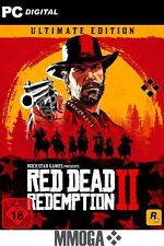Rockstar Games - Red Dead Redemption 2 Ultimate Edition - PC Code [DE/Weltweit]