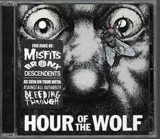 Hour Of The Wolf - Waste Makes Waste CD *used*