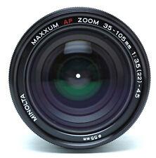 ✮ Minolta AF Zoom 35-105mm f/3.5-4.5 für SONY A-Mount OVP // vom Händler!