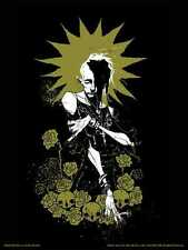 ROZZNET 20 Yr Anniversary ROZZ WILLIAMS Limited POSTER 18 x 24 by GRIS GRIMLY