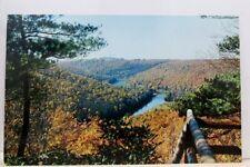 Pennsylvania PA Cook Forest State Park Seneca Point Postcard Old Vintage Card PC