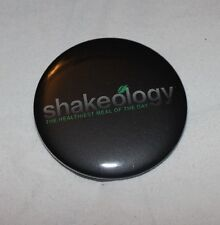 Shakeology Tony Horton Black Logo Team Beachbody Coach Button magnet NEW