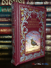 Hans Christian Andersen Illustrated Classic Fairy Tales New Leather Collectible
