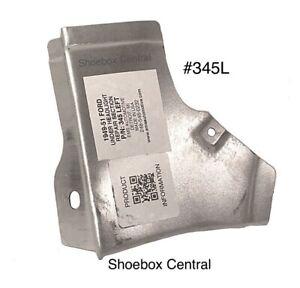 NEW 1949-1951 Shoebox Ford Passenger Car Under Headlight Repair Panel (LEFT)