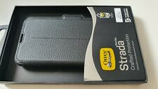 GENUINE OtterBox Strada Series Crafted  Protection Samsung Galaxy S10e Black