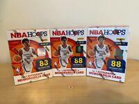 Panini 2020-21 NBA Hoops Trading Card Blaster Box Brand New - Ships Fast! 🚚💨