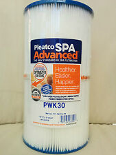 Pleatco PWK30 Replacement Cartridge Watkins Hot Spring Spas (4 pack) made in USA
