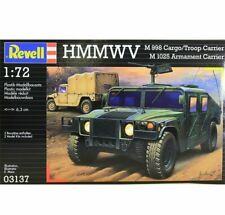 Revell 03137 HMMWV M998 & M1025 Carriers 1/72 scale plastic model kit