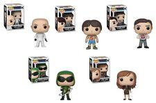 Funko Pop! Smallville Set of 5: Clark Kent, Lex Luthor, Lois Lane, Green Arrow