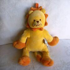 Doudou Lion Sucre d'Orge