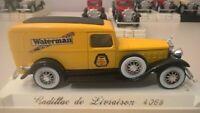 """Solido Âge d'Or N° 4065 1/43 Cadillac de Livraison """"Waterman"""" NEUF AVEC BOITE"""