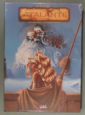 Atalante la Legende 3 Crisse edition speciale coffret ed Soleil Neuf