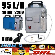 95L HHO Sauerstoff Wasserstoff Gasflamme Generator Oxygen Hydrogen Wasser Welder
