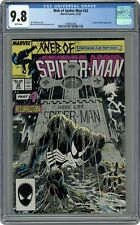 Web of Spider-Man #32 CGC 9.8 1987 1396943005