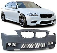 BMW F10 F11 10-13 5 Series M5 M Sport Look FRONT BUMPER ABS Plastic tech bodykit