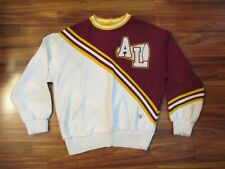 Vintage Varsity Acrylic Avon Lake High School Cheerleader Sweater w/ Patch- Ohio