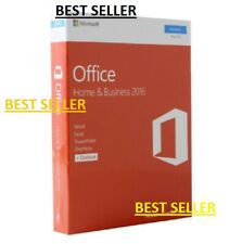 Genuine Microsoft Office 2016 home and business activation key lifetime