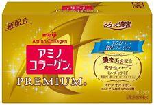 JAPAN Meiji Amino Collagen DRINK Premium 50mL×10bottle / With tracking number