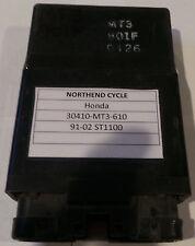 91-02 Honda ST1100 ST 1100 CDI ECU ECM Ignition Module Box