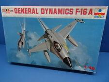 1/48 ESCI (1979): General Dynamics F-16A (  4 Decal Optionen )