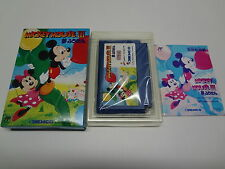 Mickey Mouse III Yume Fusen Nintendo Famicom Japan