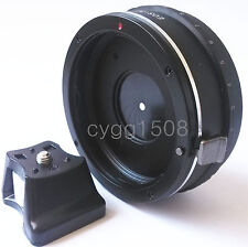 Built in Aperture Canon EOS EF Lens to SONY NEX E NEX3 A6000 VG10 Tripod Adapter