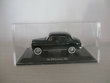 FIAT 1900 BERLINA HACHETTE SCALA 1:43