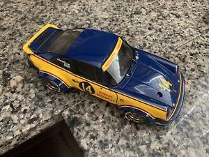 1:18 Exoto #14 1979 Porsche 934 RSR Holbert Porsche-Audi Bosch Trans Am Die Cast