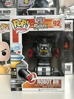 ⭐️Lost in Space: Robot B9 #92 POP TELEVISION Funko Pop + Pop Protector⭐️