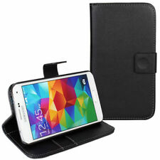 Unbranded/Generic Plain Mobile Phone Wallet Cases for Samsung Galaxy S5
