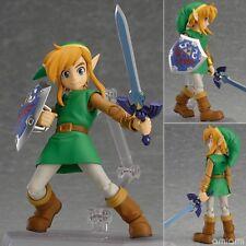 "Figma 284 ""Link"" Legend of Zelda Skyward Sword Action Figure Figurine Toy"