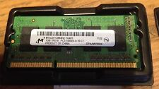 1GB Ram 1x 1GB PC3-10600S-9-10 DDR3-1333 SODIMM MEMORIA IMAC Mini Pc Laptop