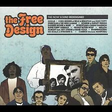 THE FREE DESIGN Tribute CD w/ THE HIGH LLAMAS STEREOLAB CARIBOU GRUFF RHYS more!