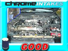 BLACK BLUE 90 91 92 93/1990-1993 TOYOTA CELICA 2.2 2.2L GT COLD AIR INTAKE KIT