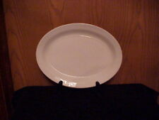ADAMS WEDGEWOOD IRONSTONE CHINA 1 OVAL SERVING PLATTER