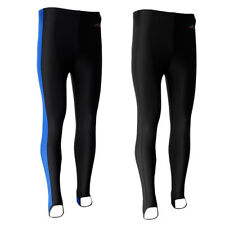 Mens Ladies Scuba Diving Stretch Wetsuit Tight Trousers Surfing Board Swimming